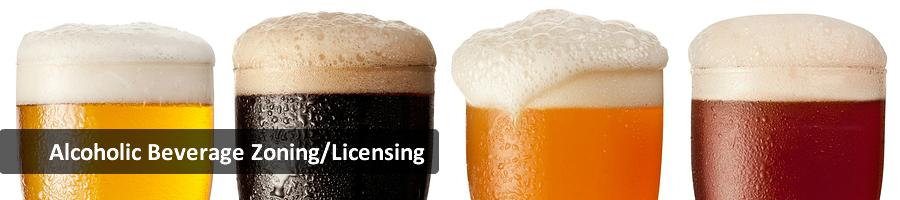 Alcoholic Beverage Zoning/Licensing