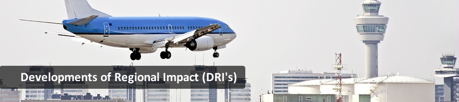 Developments of Regional Impact (DRI's)